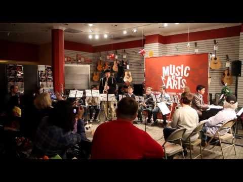 Music and Arts recital: Moanin'