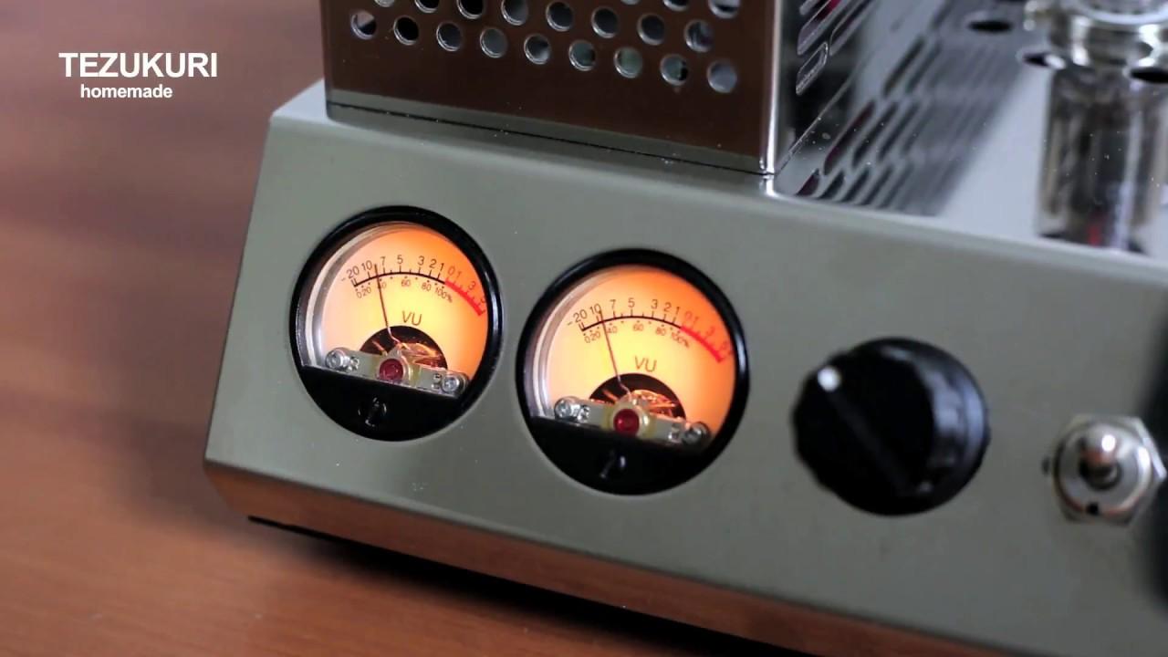 6N6P Single-Ended Stereo Tube Amplifier, Loftin-White DIY
