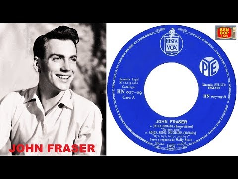 JOHN FRASER - Golden Cage / Why Don't They Understand