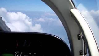 Cessna 340 - Highlights of a flight