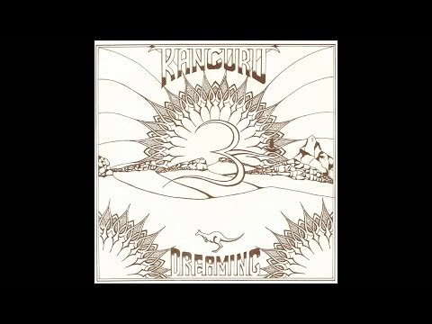 Kanguru - Dreaming 1976 FULL VINYL ALBUM (progressive, raga rock)