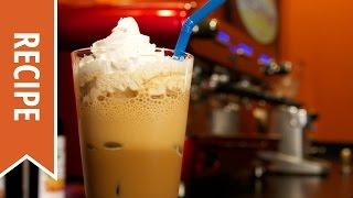 Easy Iced Latte Recipe