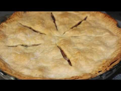 Good As Grandma's Rhubarb Pie