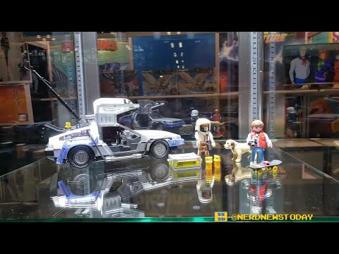 Conversations with Tim Palmer - Playmobil Is Releasing 'Back To The Future' Set