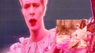 Behind The Scenes - Ashes To Ashes (David Bowie)