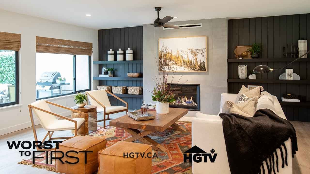 Worst to First: Best Living Rooms