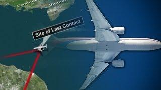 Update on Malaysia Flight 370: Hijacked?