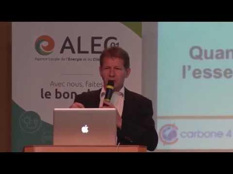 Jancovici : « Énergie et Climat : qu'est-ce qu'on fait Président ? » - 11/05/2017 - Peronnas (Ain)