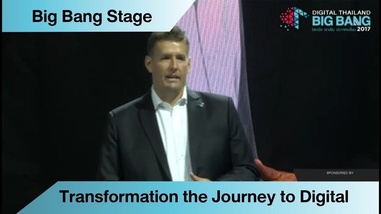 Transformation the Journey to Digital