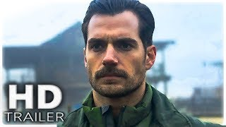 MI6 Trailer: MISSION IMPOSSIBLE FALLOUT Super Bowl Trailer (2018) Henry Cavill, Tom Cruise Movie HD