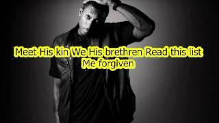 Lecrae ft. JR and Da T.R.U.T.H - Identity with lyrics