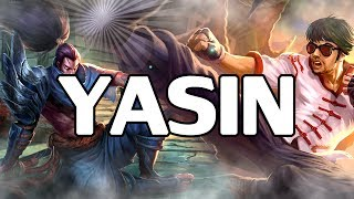 Repeat youtube video ♥ YASIN - Beast Botlane - Sp4zie