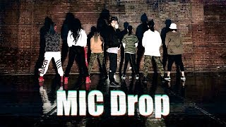 [EAST2WEST] BTS (방탄소년단) - MIC Drop Dance Cover