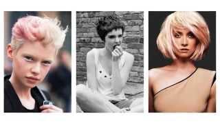 Ženske kratke frizure