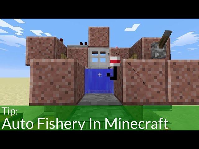 minecraft fishing tips - 640×480