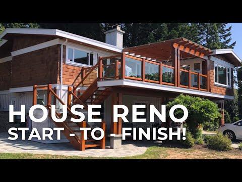 My House Renovation – Start To Finish!!!