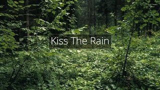 Yiruma - Kiss The Rain - Piano Cover - Slower Ballad Cover
