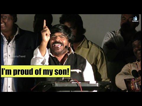 I am proud of Simbu: T. Rajendar