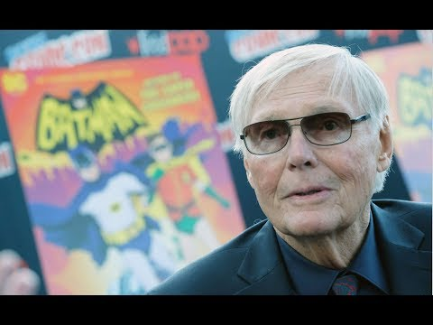1960s Batman actor AdamWest, dies at age 88