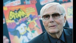 Video 1960s Batman actor AdamWest, dies at age 88 download MP3, 3GP, MP4, WEBM, AVI, FLV November 2017