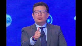 """""""Me parece corrupción entregar una licitación a medianoche"""": Hollman Morris en debate final"""