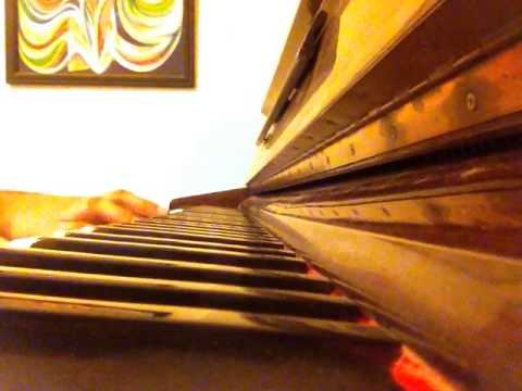 how to play stay by rihanna on piano