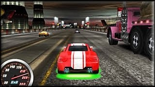Turbo Racing - Game Walkthrough (all 5 races in