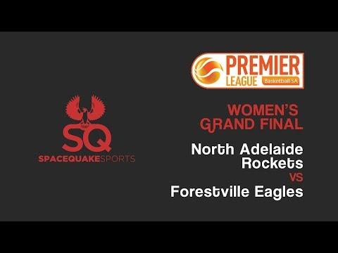 North Adelaide vs Forestville | LIVE Grand Final | Premier League Women