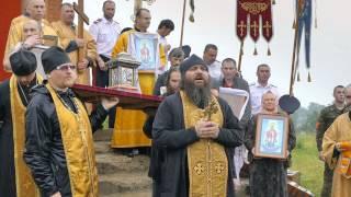 Мценск 2015  Крестный ход  600 лет Никола амченский