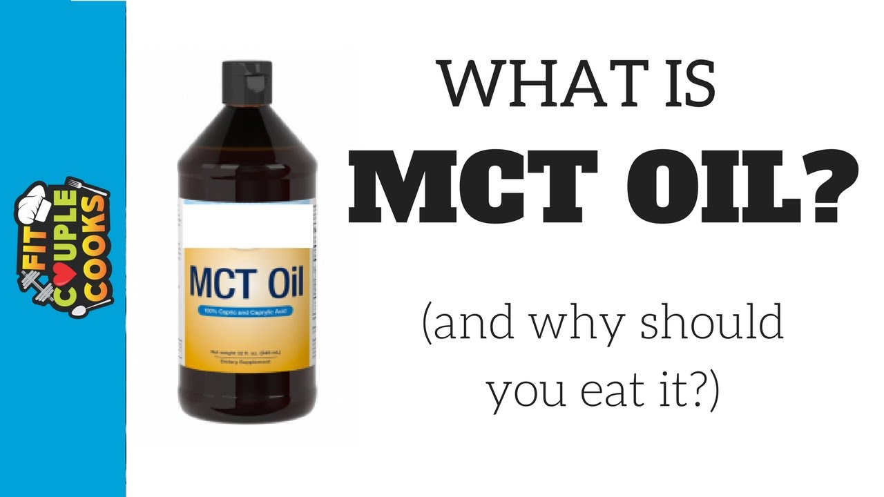 what is in mct oil
