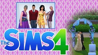 the wedding   let s play the sims 4   ep 12