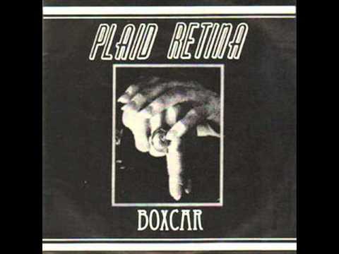 Plaid Retina - Plastic