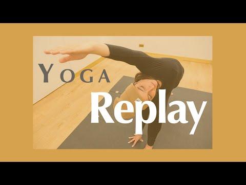 6/cours de yoga (replay #hmk)