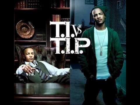 T.I. feat Eminem - Touchdown w/Lyrics