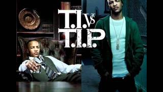 T.I. feat Eminem - Touchdown w/Lyrics