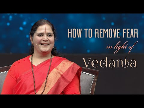 How to Remove Fear - In Light of Vedanta | Talk at Siri Fort Auditorium
