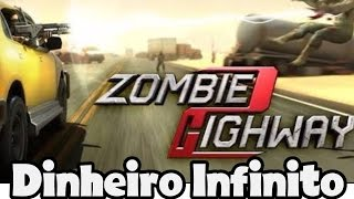 Zombie Highway 2 APK Mod Dinheiro Infinito/Unlimited Coins - Atualizado 2016