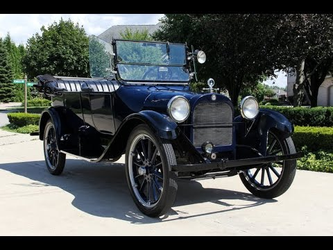 1920 Dodge Brothers Touring Cabrio For Sale