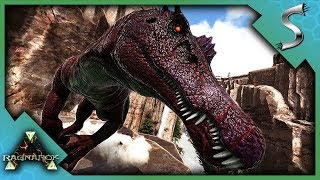 POSSIBLY SPINO TAMING? WE WILL SEE! - Ark: Survival Evolved [Cluster PVP]