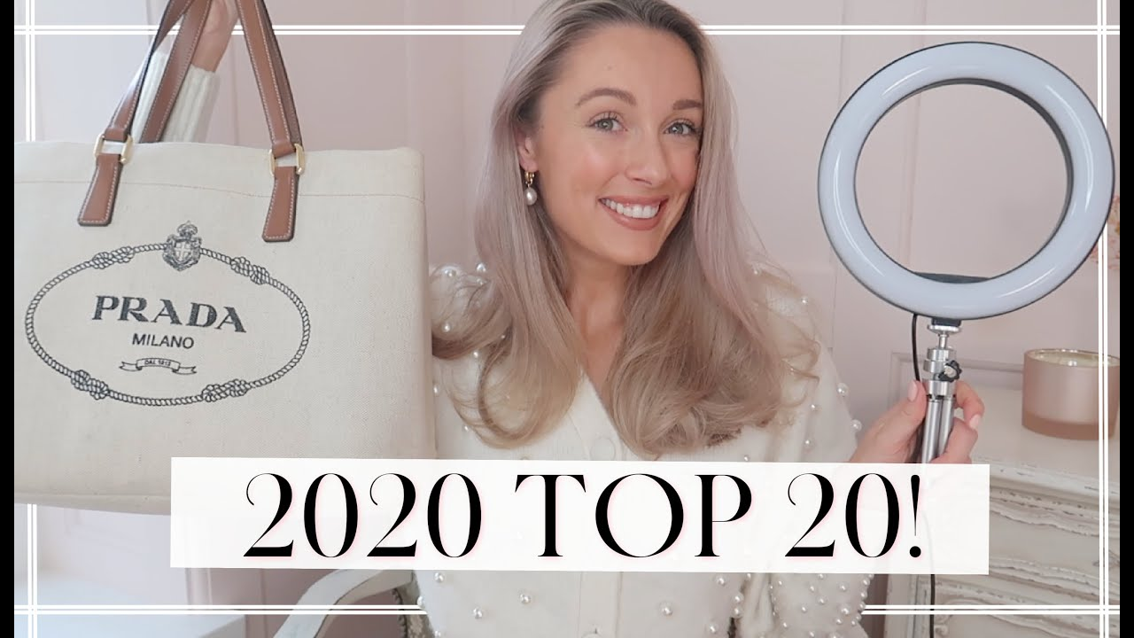 MY BEST 20 PURCHASES OF 2020 // Fashion Mumblr