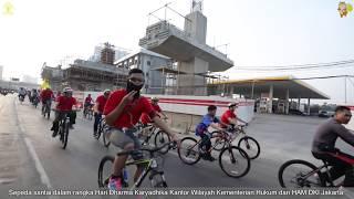 Sepeda Santai HDKD