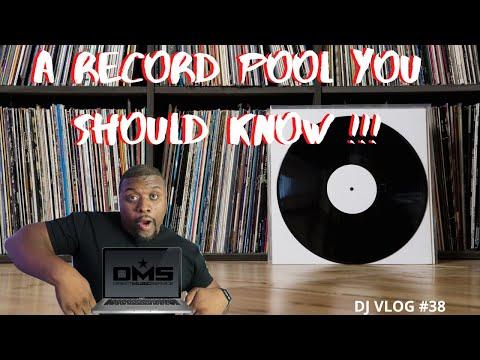 A RECORD POOL YOU SHOULD KNOW | MOBILE DJ | DJ TIPS | DJ TUTORIAL