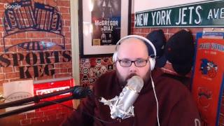 The Sports Keg - KegCast #6 (LIVE Betting SuperBowl LIII)