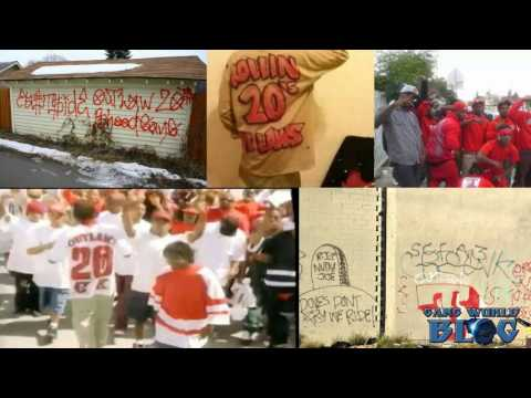 Eastside Rollin 20s Outlaw Bloods Gang History (Los Angeles)