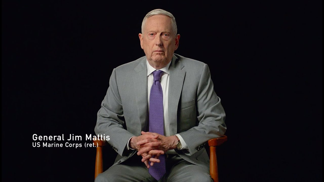 Jim Mattis Answers the 'Call of Duty' | Military.com