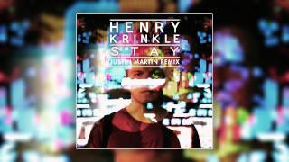 Henry Krinkle - Stay (Justin Martin Remix) [Cover Art]