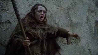 Arya Stark A Girl Has No Name Game Of Thrones S06E02