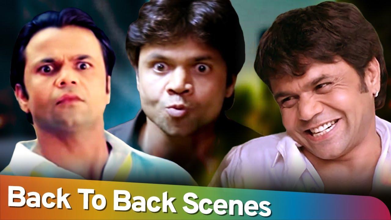 Download Best Hindi Comedy Scenes | Back To Back Comedy Rajpal Yadav - Dhol - Phir Hera Pheri - Bumper Draw