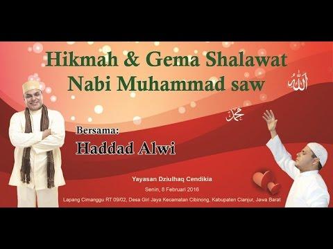 Gema Shalawat Haddad Alwi
