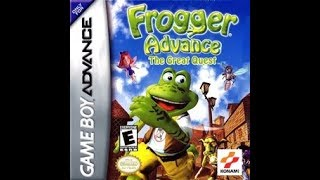 Frogger Advance: The Great Quest (GBA) Longplay [322]